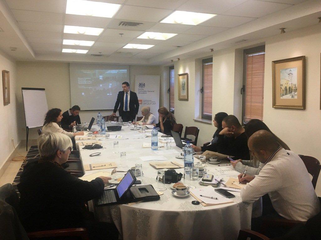 دراسة للمحامي قيس ناصر عن سياسات التخطيط الإسرائيلية في القدس الشرقية  Inbox x -0