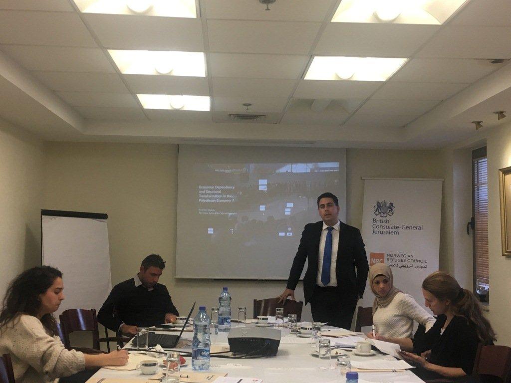 دراسة للمحامي قيس ناصر عن سياسات التخطيط الإسرائيلية في القدس الشرقية  Inbox x -1