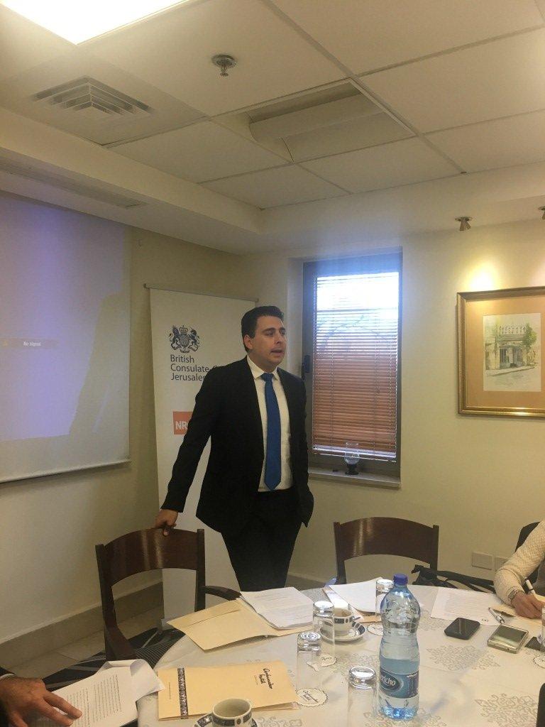 دراسة للمحامي قيس ناصر عن سياسات التخطيط الإسرائيلية في القدس الشرقية  Inbox x -2