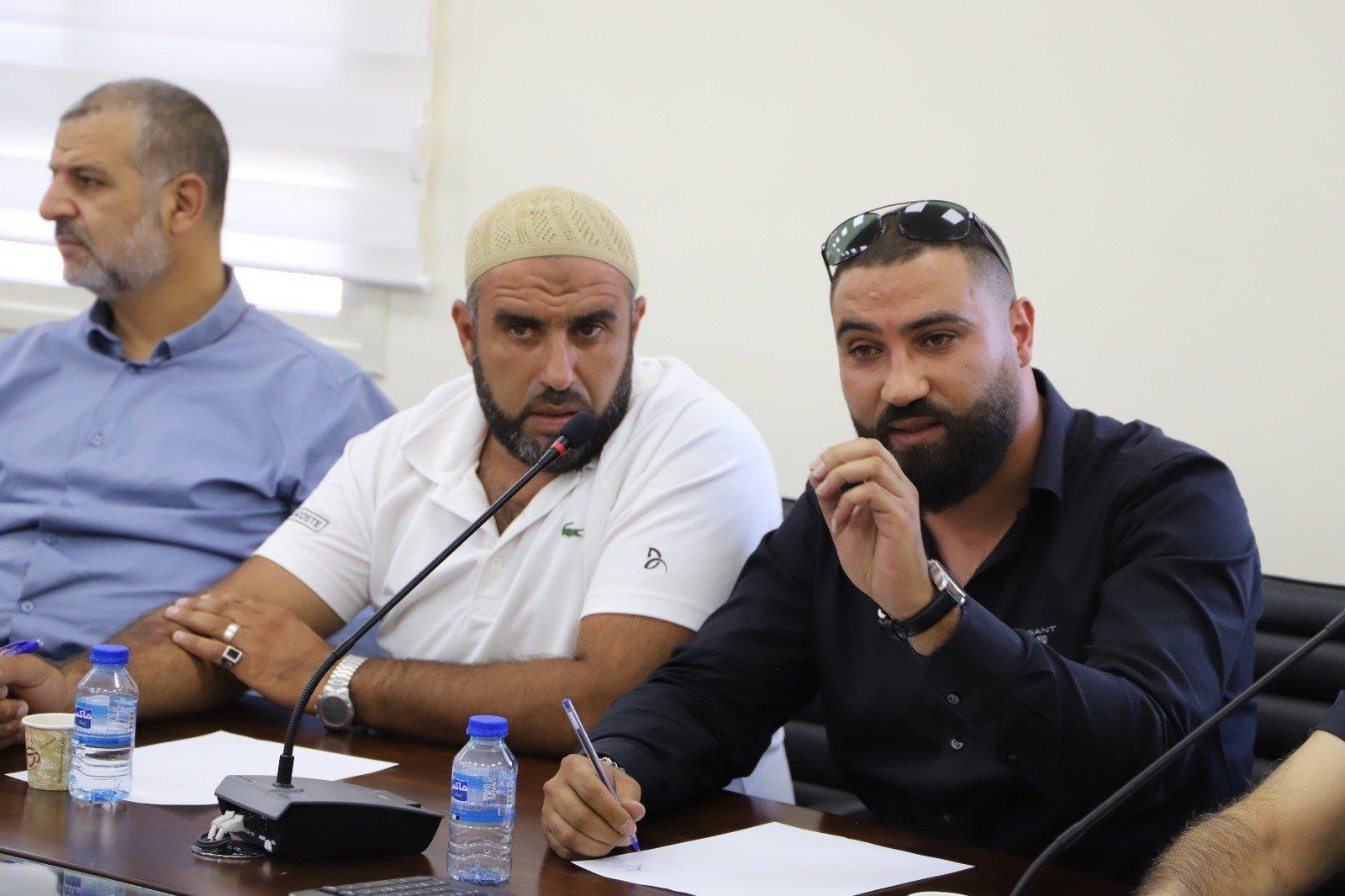 هيثم زحالقة لـبكرا: العمل البلدي ليس سهلا... نريد توطيد العلاقة بين المواطن القرعاوي والمجلس