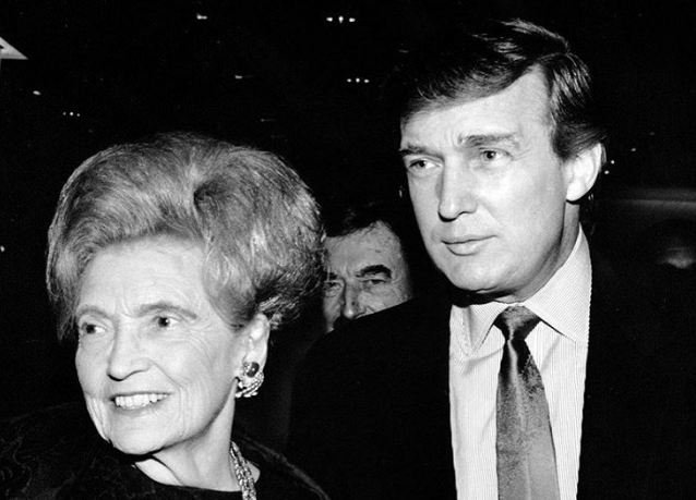 تعرّفوا الى والديّ دونالد ترامب.. الشبه بينه وبين والدته كبير