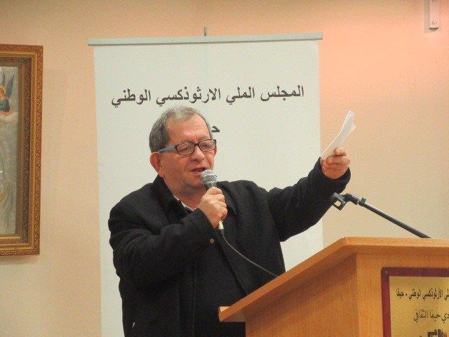 كفر برعم - تعيش فينا دراسة توثيقية لد. ميشيل جاد سليمان في أمسية إطلاق وتوقيع في نادي حيفا الثقافي