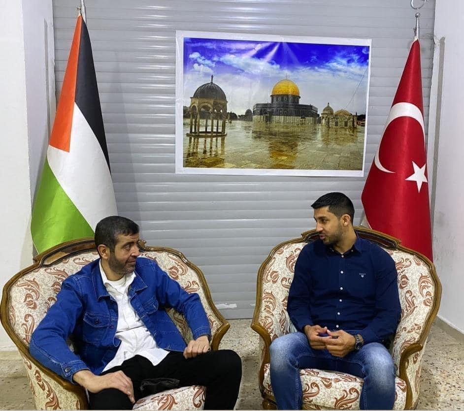 بمبادرة العربية للتغيير: طرود غذائية ودعم مادي وافطارات رمضانية لأسر اللاجئين الفلسطينيين النازحين من سوريا في كلس جنوب تركيا-0