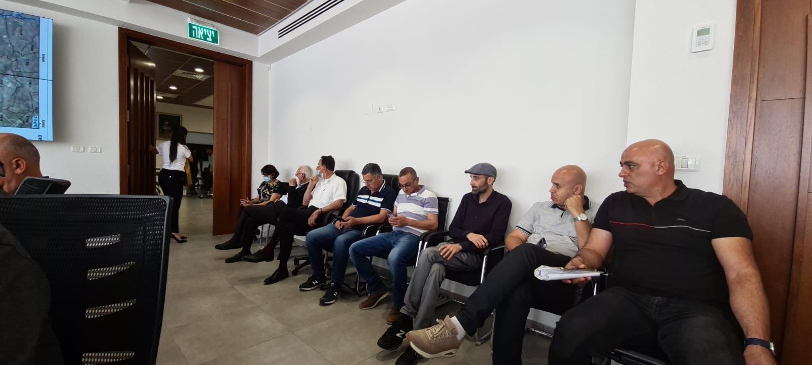 مباشر من الناصرة- على سلام: أعدنا أرض شبرينسك دون تبديل أراضي