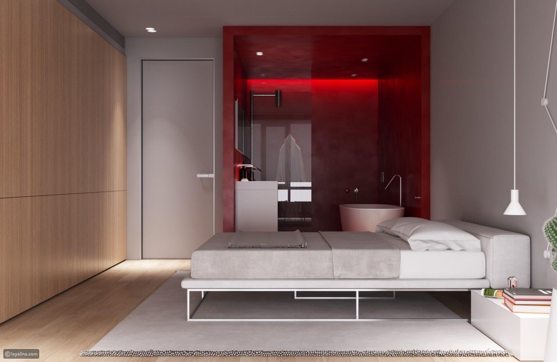 غرف نوم مودرن-0