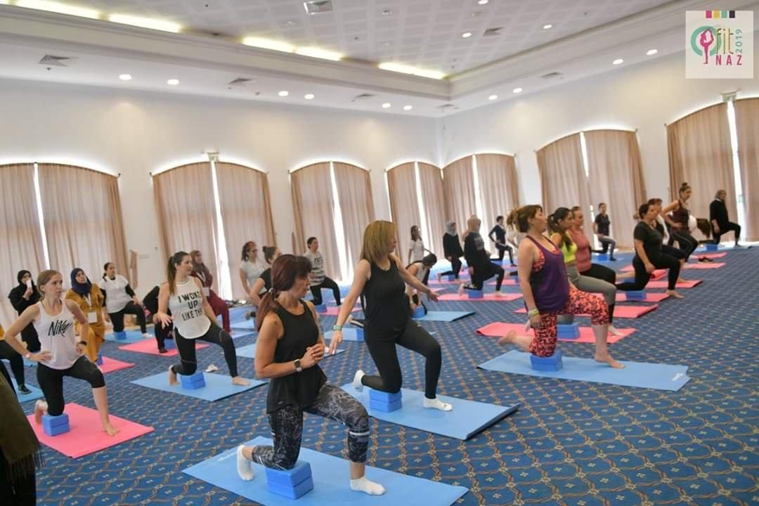 الناصرة: اختتام المؤتمر الرياضي النسائي الثالث بمشاركة واسعة
