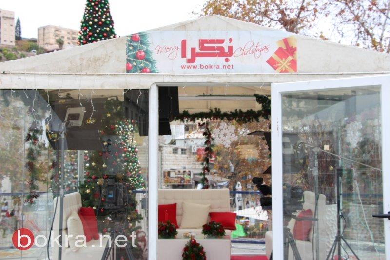"""الناصرة: موعدنا اليوم في """"استوديو بكرا كريسماس""""-2"""