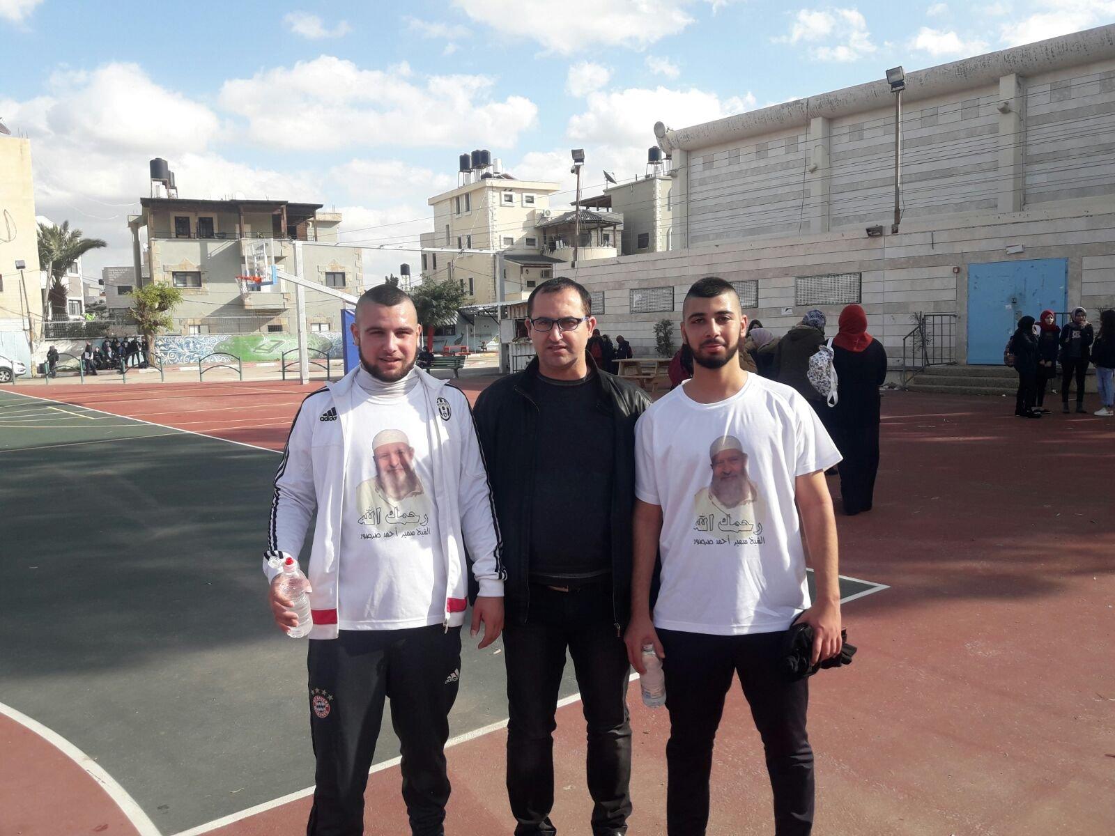 إنتهاء المرحلة الأولى في تورنير كرة القدم في الثانوية الشاملة كفر قاسم ...