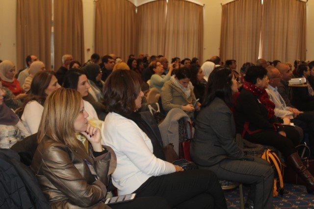 """محاور مختلفة ومتنوعة في اليوم الدراسي لصندوق مسيرة """"العمل أساس النجاح"""" لدعم ذوي الاعاقات!-11"""