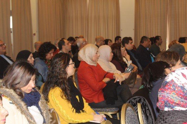 """محاور مختلفة ومتنوعة في اليوم الدراسي لصندوق مسيرة """"العمل أساس النجاح"""" لدعم ذوي الاعاقات!-18"""