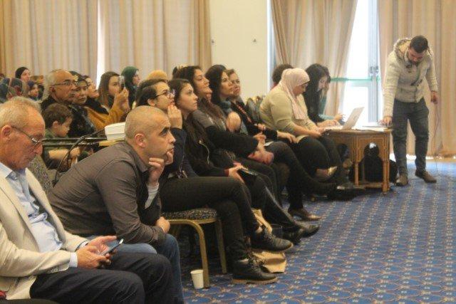 """محاور مختلفة ومتنوعة في اليوم الدراسي لصندوق مسيرة """"العمل أساس النجاح"""" لدعم ذوي الاعاقات!-26"""