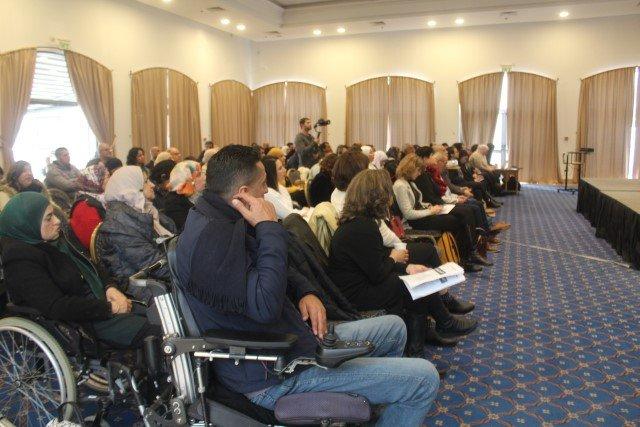 """محاور مختلفة ومتنوعة في اليوم الدراسي لصندوق مسيرة """"العمل أساس النجاح"""" لدعم ذوي الاعاقات!-33"""