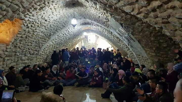 القدس في الليل حلوة مبادرة شبابية لبعث الحياة في المدينة المقدسة
