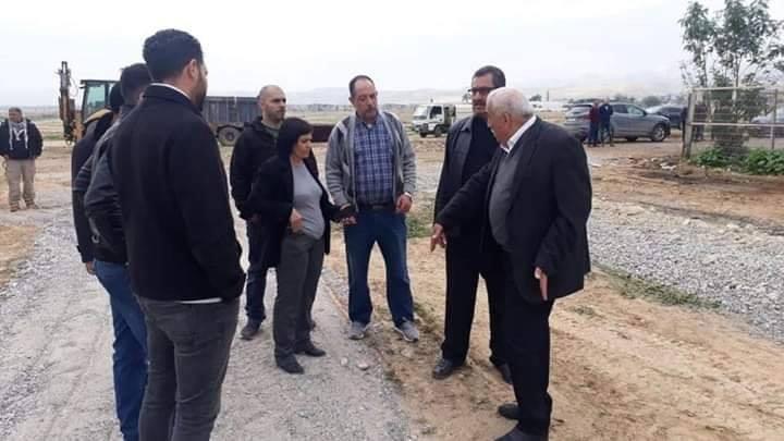 البدء بتجهيز منطقة حجر صحي في اريحا