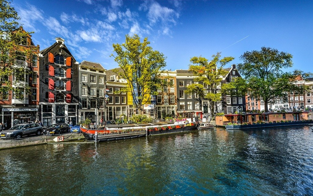 اماكن سياحية في هولندا