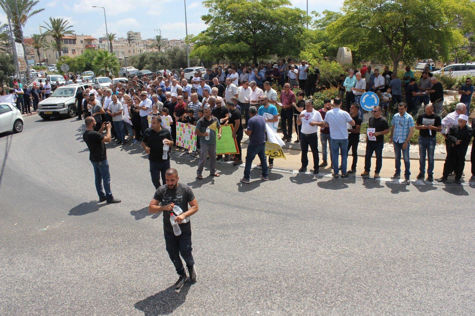 ابو سنان تطلق صرخة ضد العنف بعد مقتل هيثم ابريق