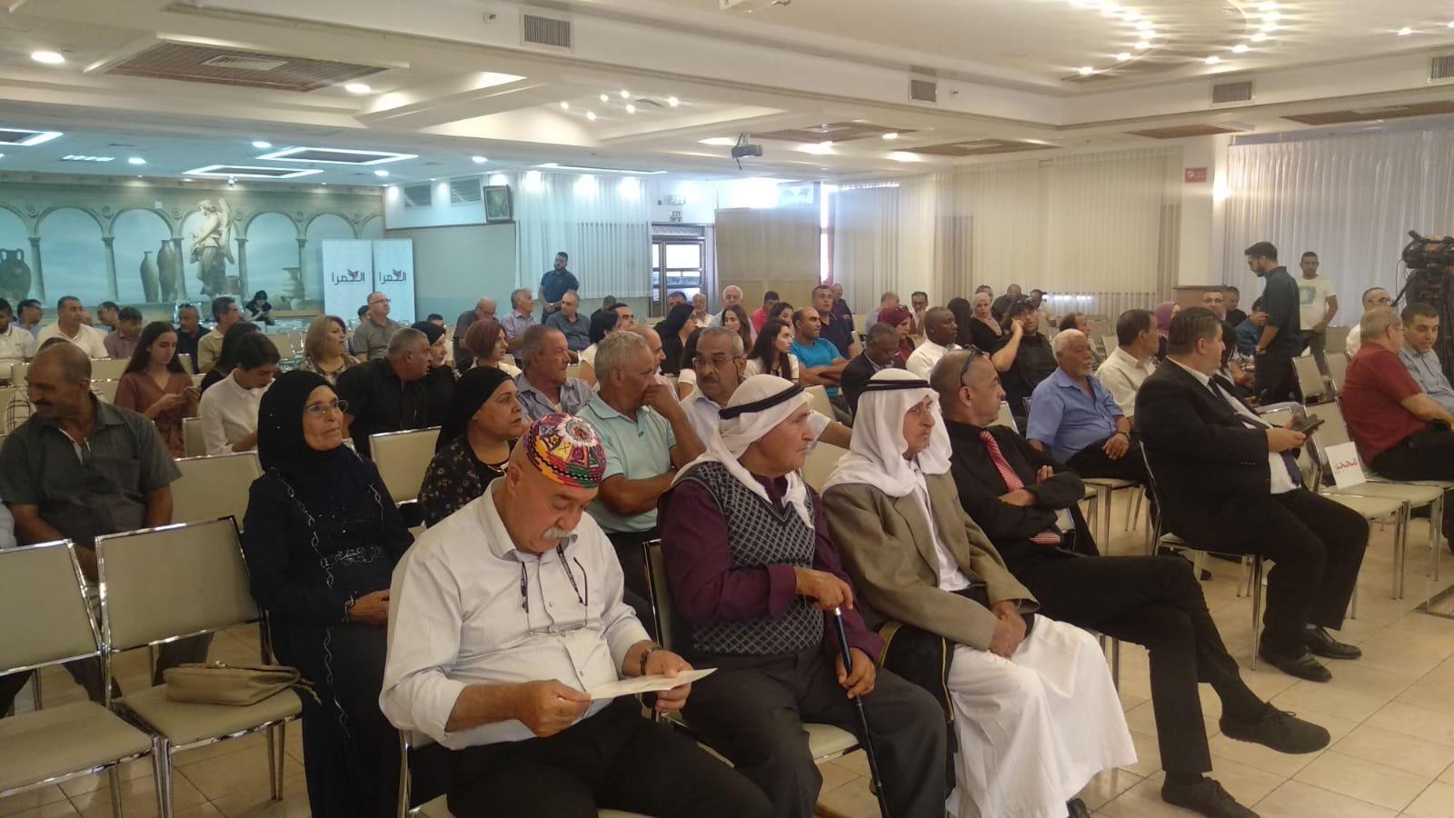 بـ غانم: حزبا الجبهة والعربية للتغيير تعرّضا للانهيار. خازم يترأس الحزب الجديد