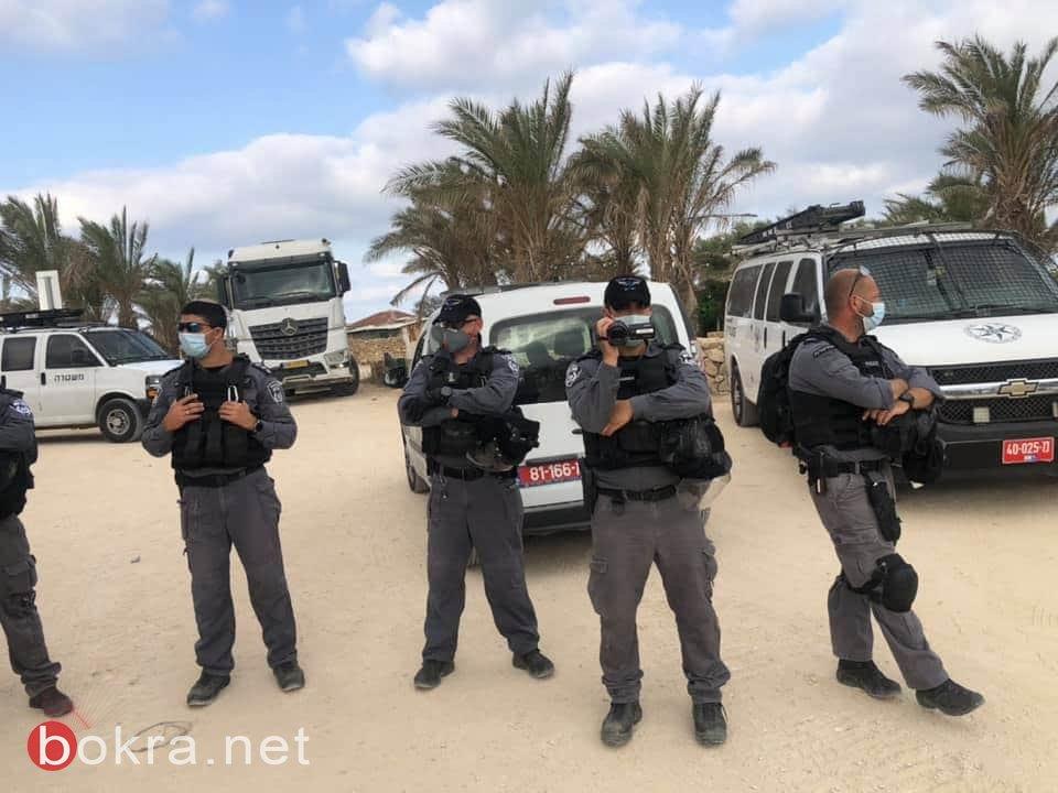 حملة هدم في جسر الزرقاء ..  بينها مبنى تابع لعائلة الإعلامي سامي العلي