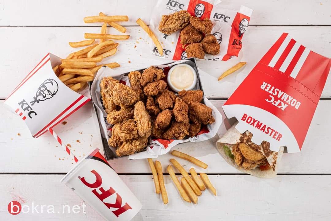 في ضوء النجاح الذي تحقق في البلاد – KFC تواصل في التوسع وستفتح أربعة مطاعم جديدة-0