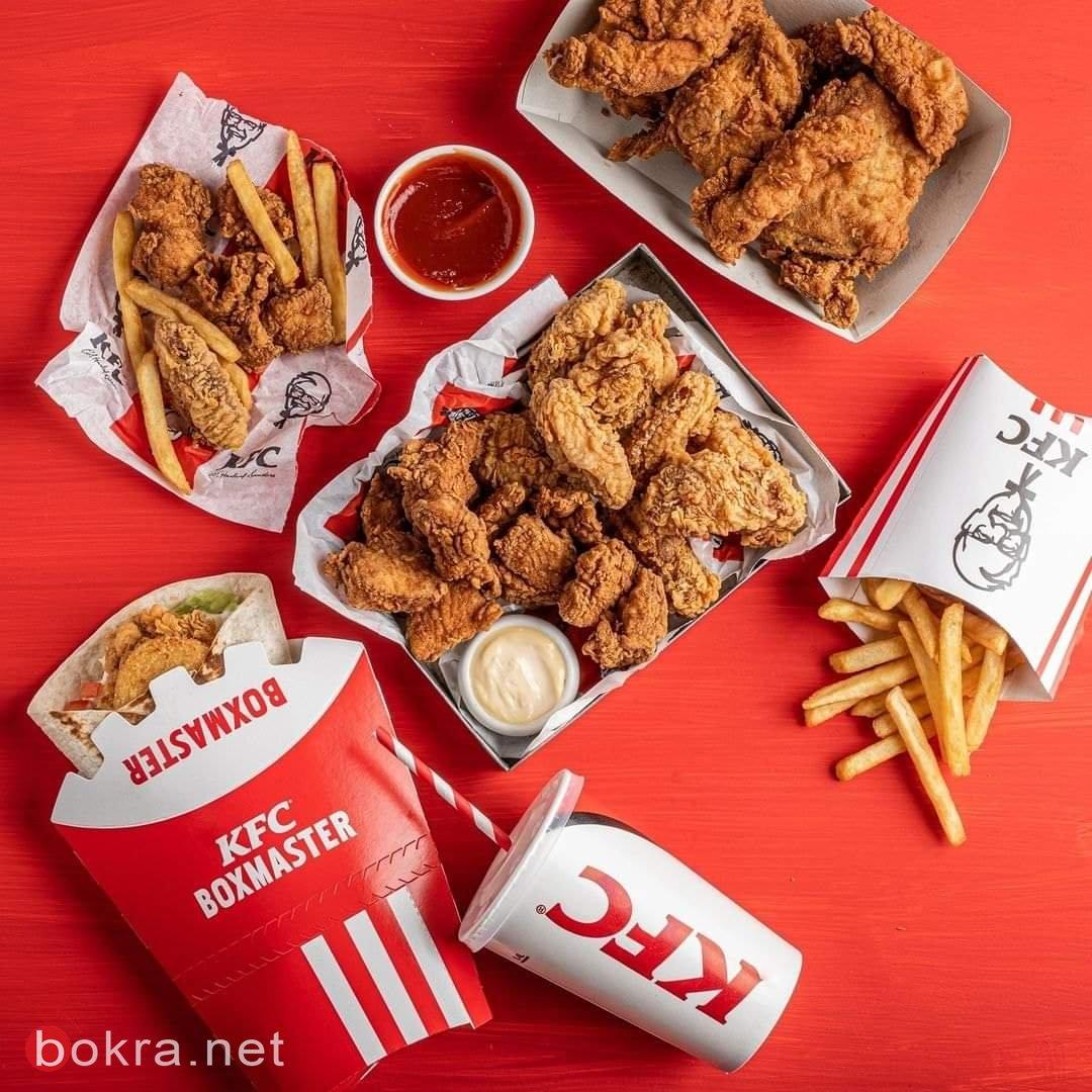 في ضوء النجاح الذي تحقق في البلاد – KFC تواصل في التوسع وستفتح أربعة مطاعم جديدة-4
