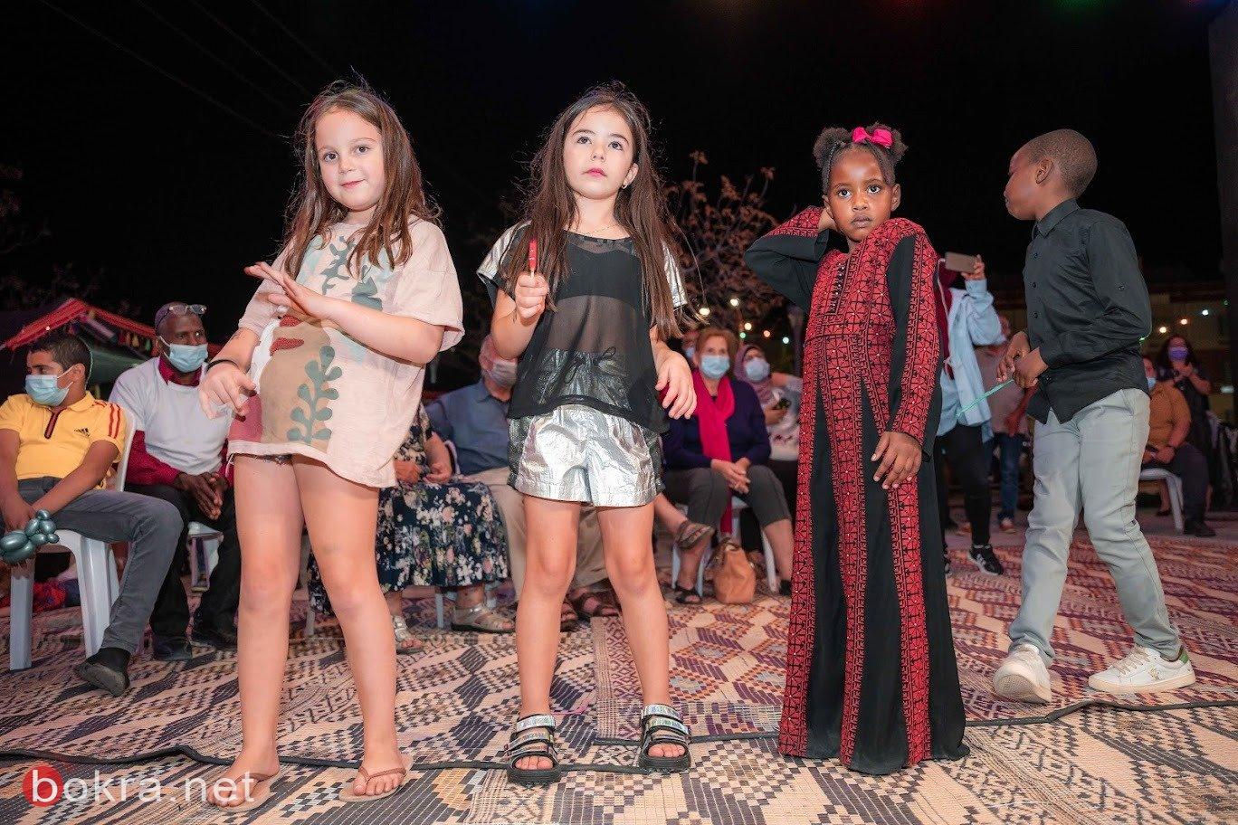 مسرح اليمامة ينظم أمسية ثقافية فنية في مدينة ديمونا-0