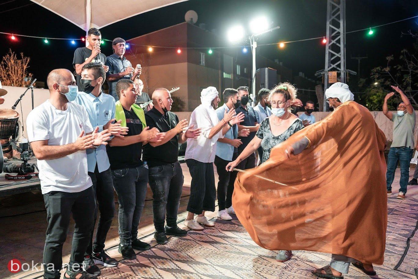 مسرح اليمامة ينظم أمسية ثقافية فنية في مدينة ديمونا-2