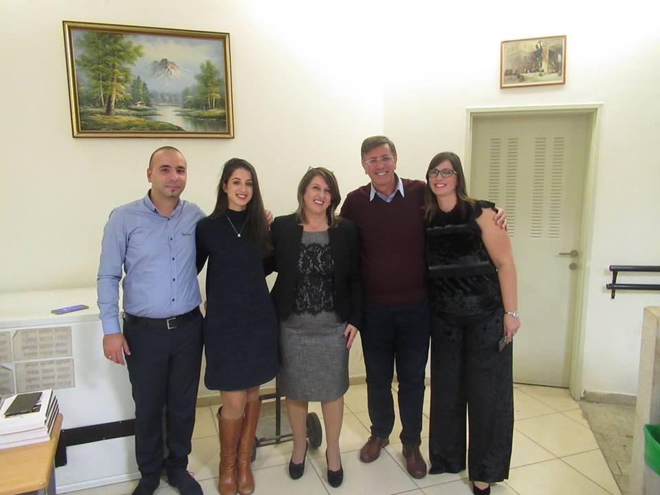 """إشهار وتوقيع""""دراسات في الأدب الفلسطيني"""" للدكتور رياض كامل في نادي حيفا الثقافي-1"""
