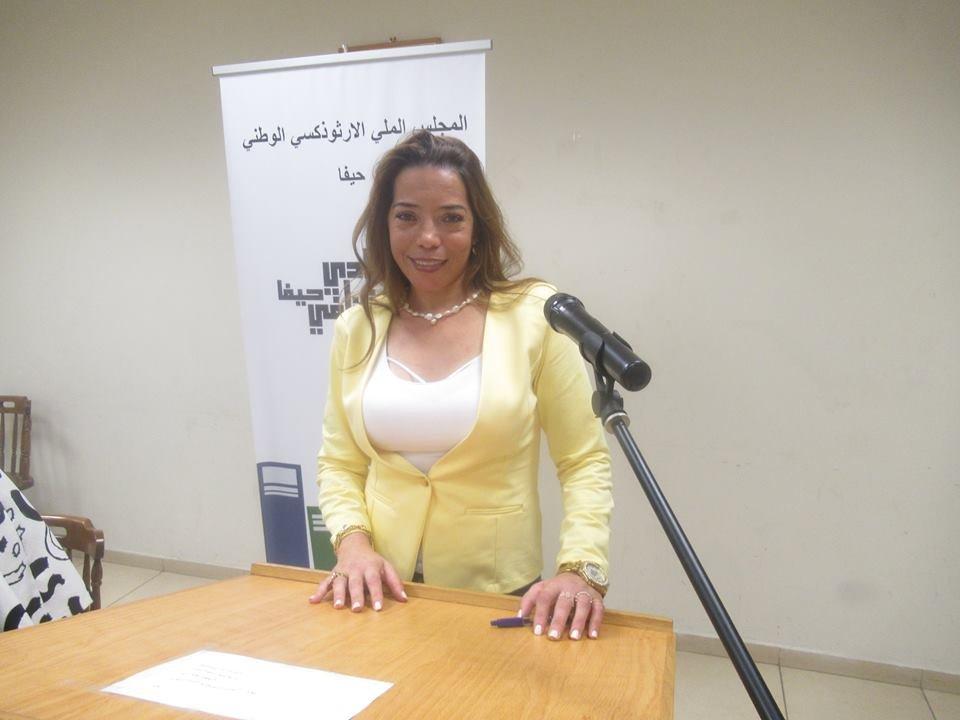"""إشهار وتوقيع""""دراسات في الأدب الفلسطيني"""" للدكتور رياض كامل في نادي حيفا الثقافي-4"""