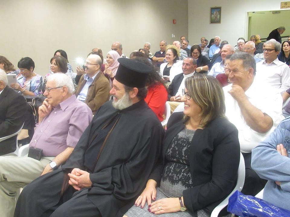 """إشهار وتوقيع""""دراسات في الأدب الفلسطيني"""" للدكتور رياض كامل في نادي حيفا الثقافي-10"""