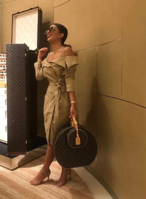 عارضة الأزياء الخليجية لما العقيل تخطف الأنظار في أحدث صور لها