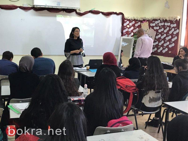 دروس في الهايتك: إضافة مُثمرة للمنهاج الدراسي في الثانويات العربية-4