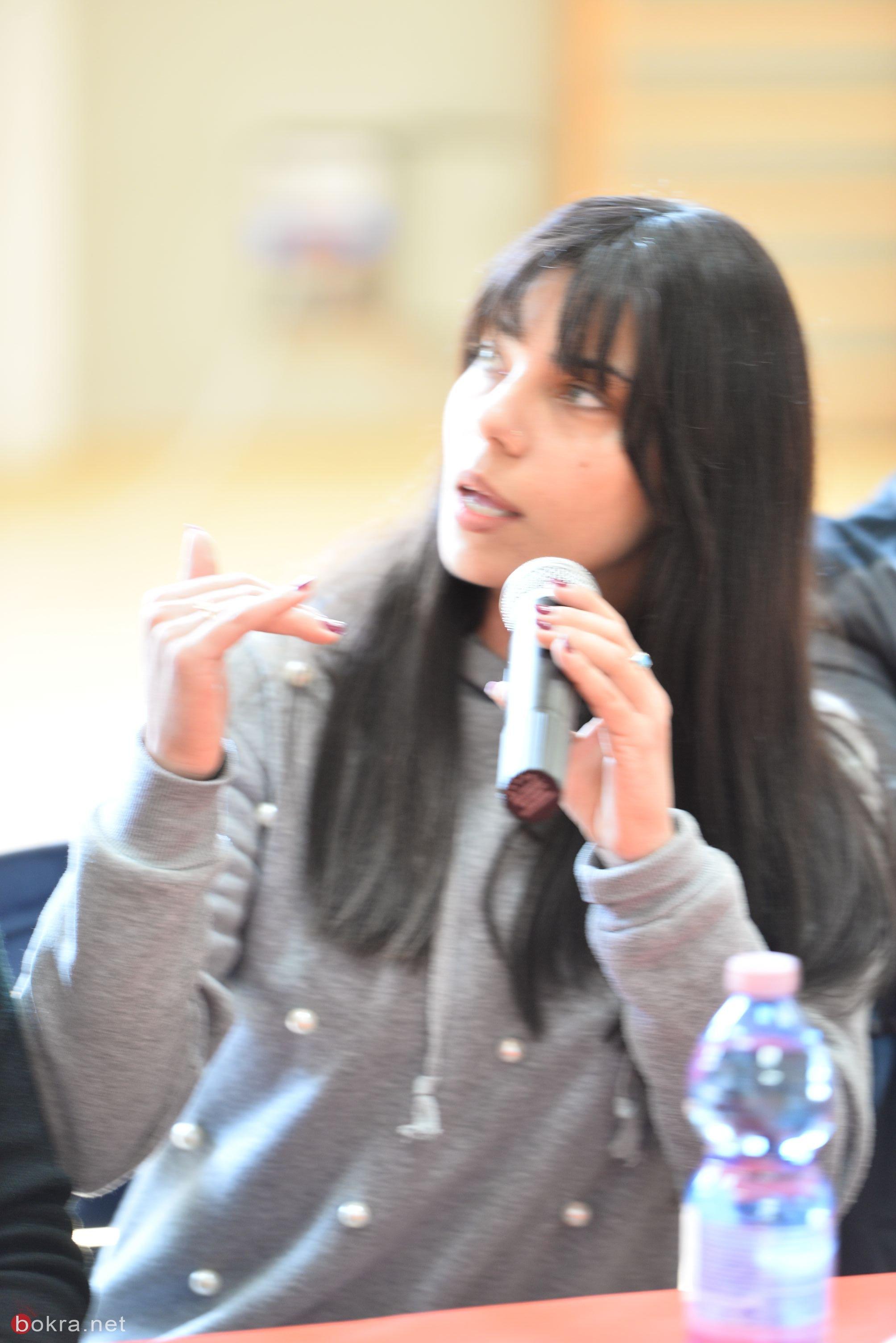 مشروع التربية نحو الديمقراطية في مدرسة اورط حلمي الشافعي عكا
