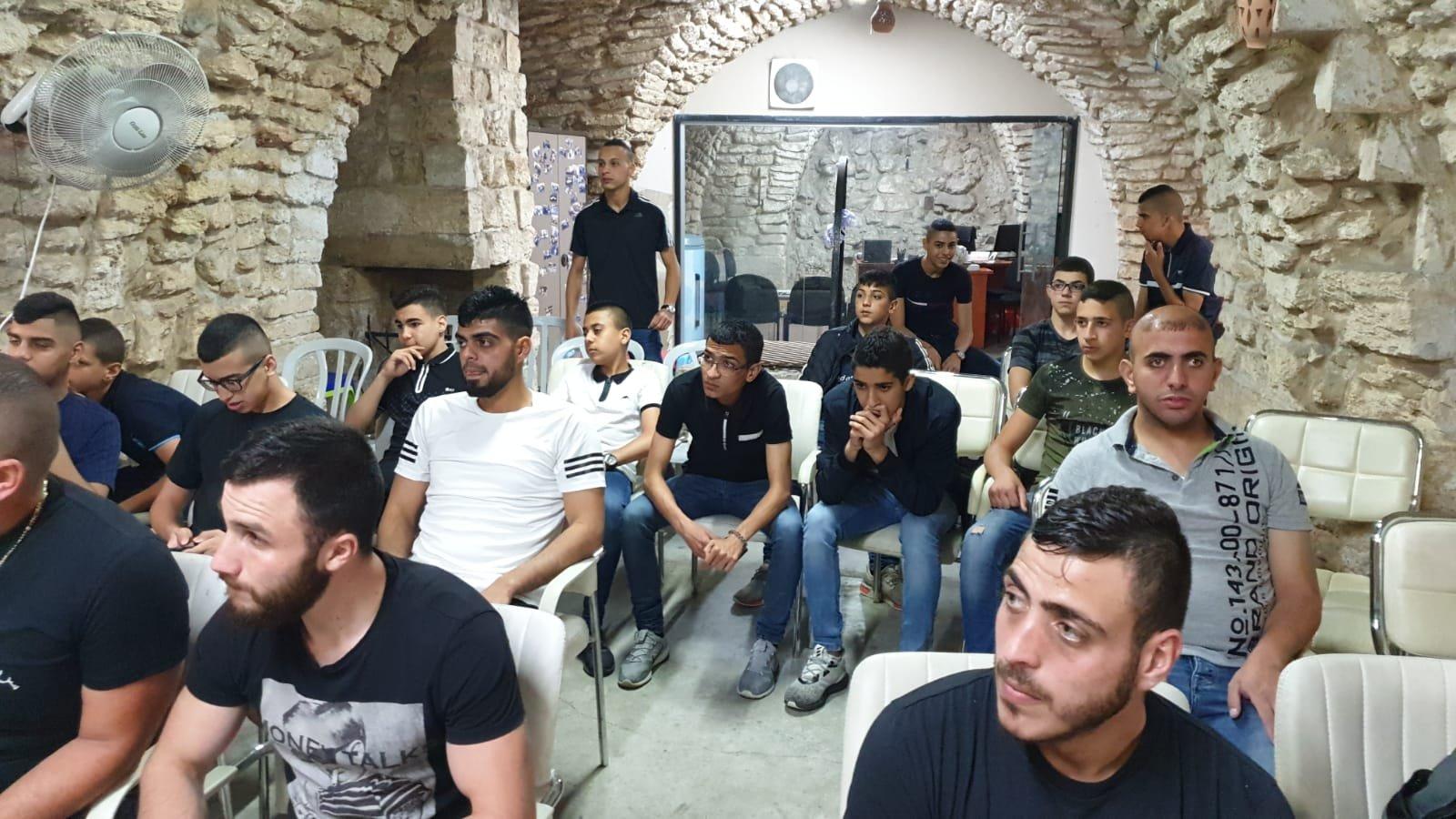 الناصرة: اختتام دوري رمضان لتنس الطاولة بنادي البلدة القديمة على إسم المرحوم توفيق زهر