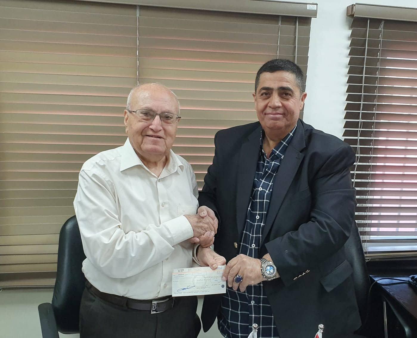 اللجنة القطرية الدائمة لدعم القدس توقع اتفاقية تعاون مشترك مع المقاصد والهلال الأحمر