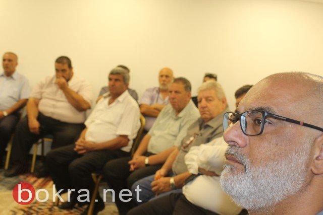 أحزاب تجتمع في الناصرة لإطلاق تحالف جديد ينافس المشتركة!