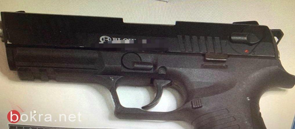 ضبط اسلحة وذخيرة واعتقال 3 مشتبهين -2