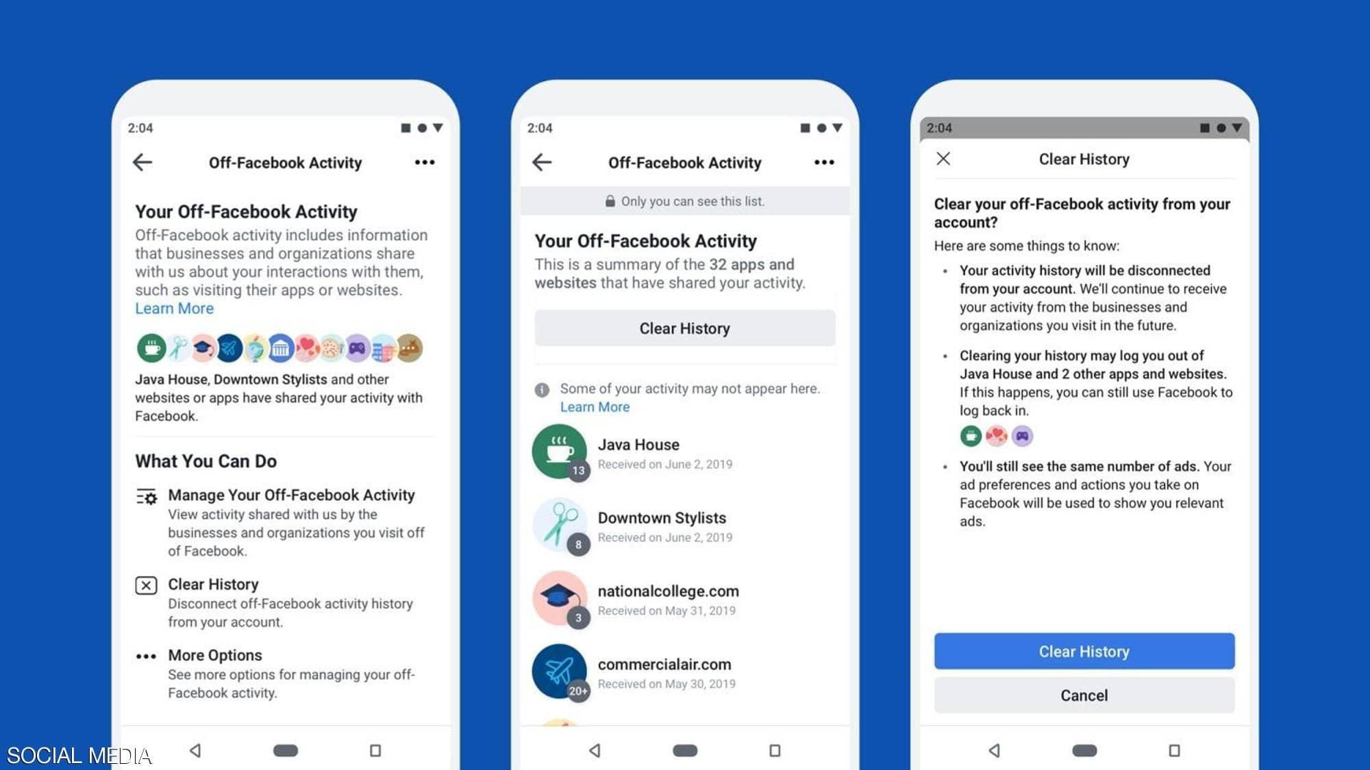 لحماية الخصوصية.. فيسبوك تطلق رسميا ميزة طال انتظارها