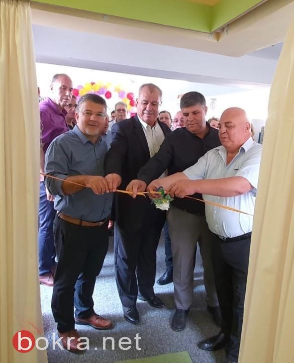 افتتاح القاعة التربوية للأطفال في مكتبة ابن زيدون العامة