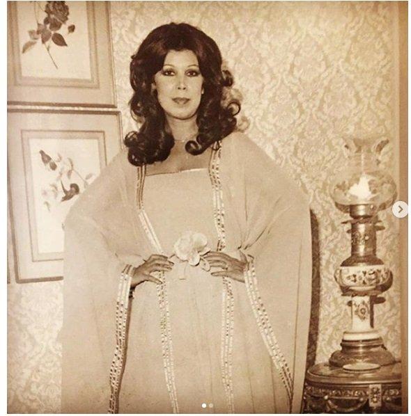 رجاء الجداوي تسترجع ذكريات شبابها
