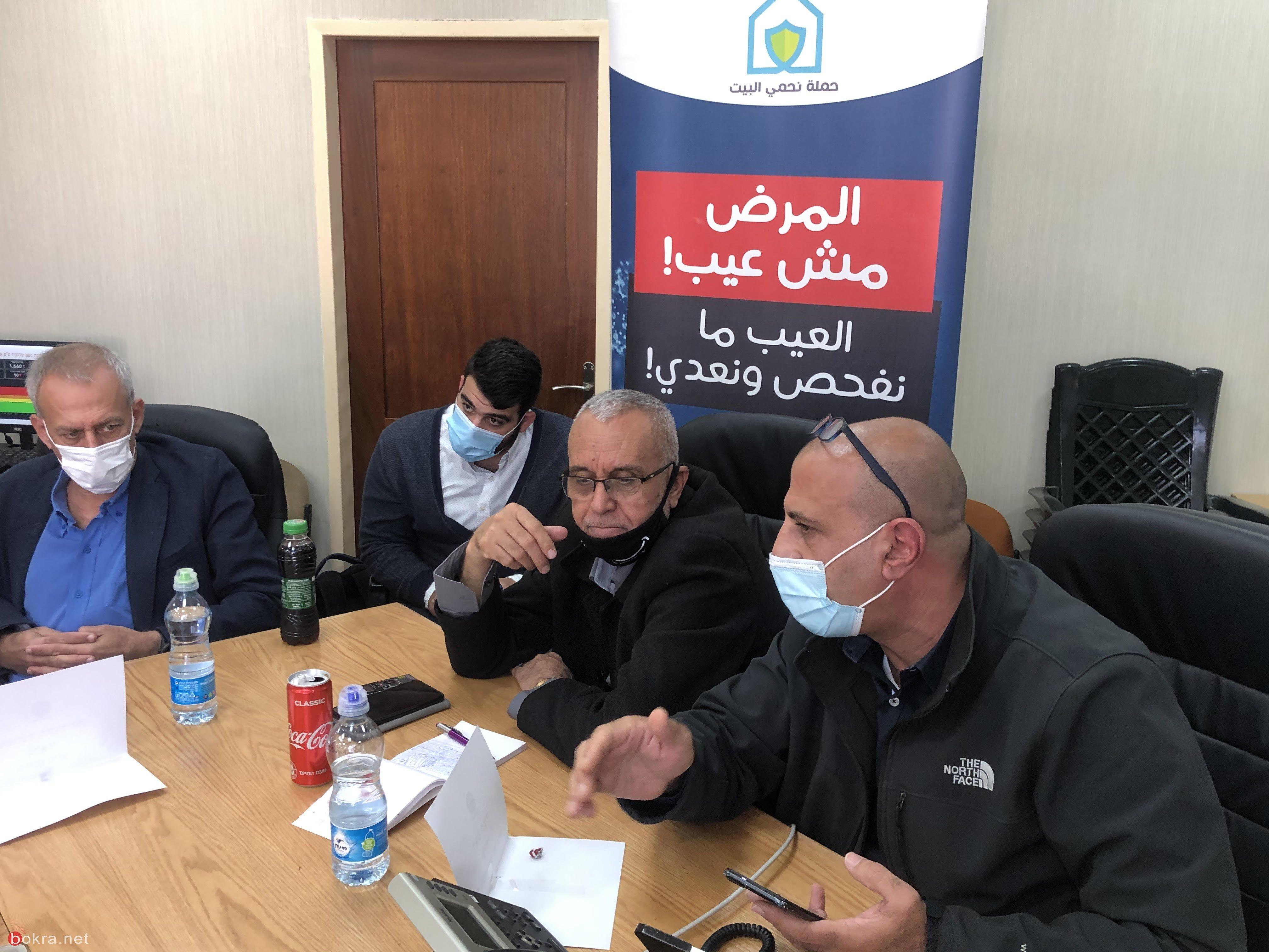 رئيس بلدية قلنسوة: اذا تم الالتزام بتقييدات وزارة الصحة سيكون الاغلاق حتى يوم الاثنين
