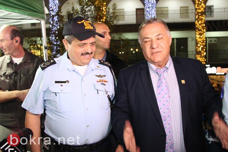 علي سلام وروني الشيخ يطّلعان على فعاليات الكريسماس ماركت-2