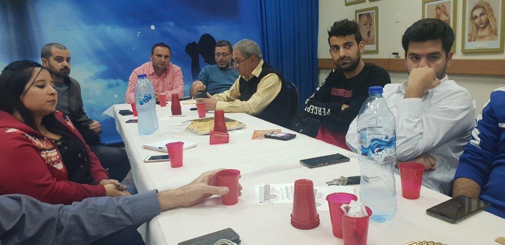 استعدادا لمسيرة الميلاد ال 36 في الناصرة .. جمعية موكب لمسيرة الميلاد تعقد اجتماعا للمؤسسات المشاركة في المسيرة