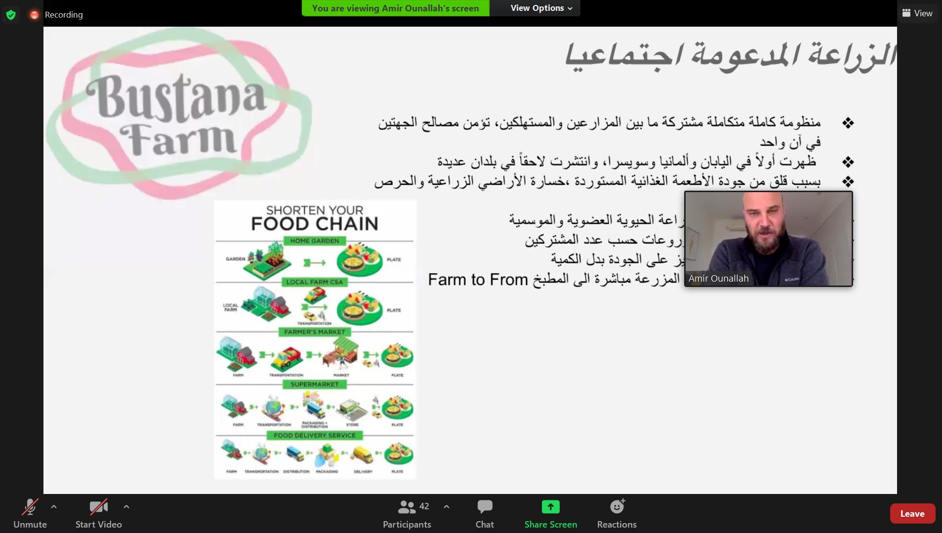 جمعية الجليل تطرح التحديات والحلول المتعلقة بهدر الطعام-4