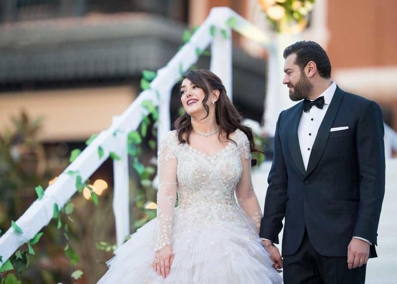 رسالة كندة علوش إلى عمرو يوسف في ذكرى زواجهما الأولى