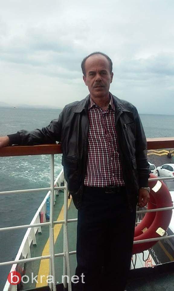 مصرع اسامة الخفش(55 عاما) جراء حادث طرق بين اريئيل لتبوح بالضفة الغربية.