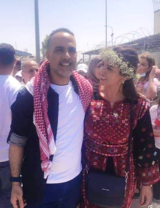 الأسير عاصم كعبي حر بعد 18 عاماً من الأسر-0