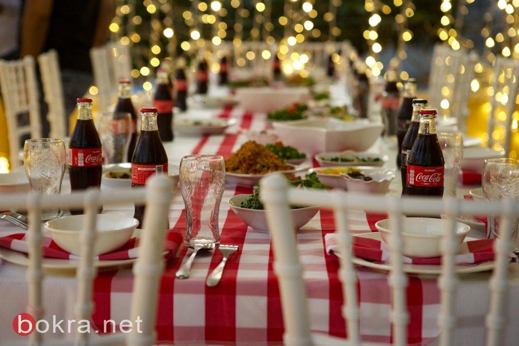 كوكا كولا تُعلن عن أسماء الفائزين الأوائل في فعالية شهر رمضان