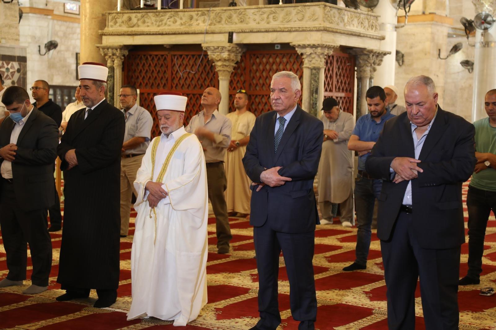 خطيب الأقصى: المسجد سيفتح بعد أسبوع من عيد الفطر لاستقبال المصلين