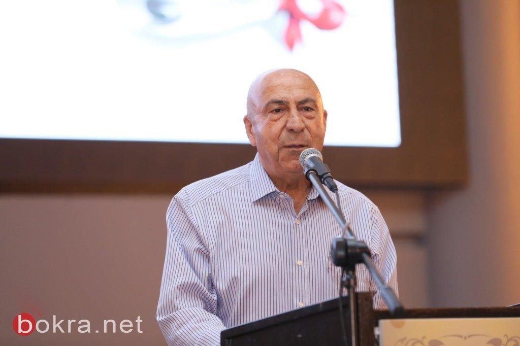 مدرسة رؤوف أبو حاطوم الثانوية يافة الناصرة تخرج الفوج الثاني والثلاثين