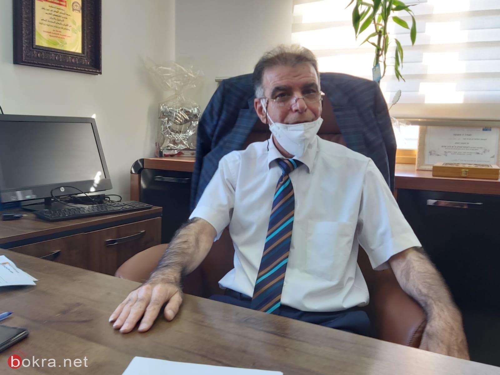 مجلس عين ماهل المحلي يقرر اغلاق تام ثلاثة ايام على ضوء ارتفاع اصابات الكورونا